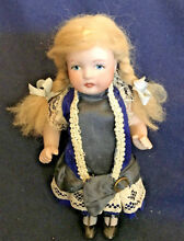 all bisque reproduction german doll