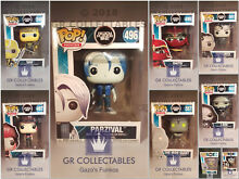 ready player one set of 8 parzival
