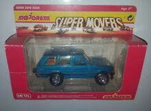 super movers green range rover 3010