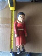 popeye really old olive oyl rubber figure