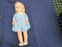 bnd british national doll 1950 s 20 in