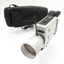 Braun Super 8 Cine Film Camera W