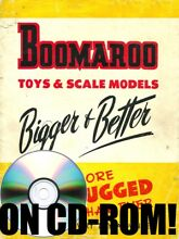 boomaroo 1950s australian tin toy vehicle