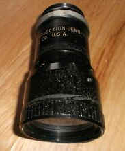 Bell Howell 2 Inch F1 4 Anamorphic