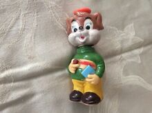 alps japan wind up bobblehead french