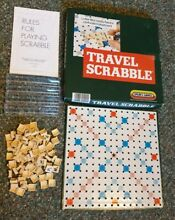 scrabble travel by spear s games push in