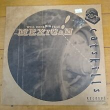 big trak the mexican well done 12 ep vinyl