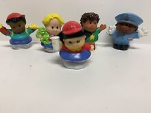frog model kit mixed 5 fisher price little people