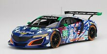 uncle sam top speed models 1 18acura nsx gt3