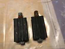 garton pair used pedals hardware for