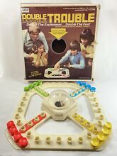 gabriel industries rare 1976 double trouble game giant