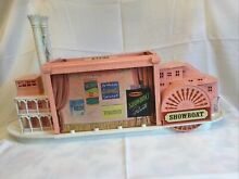 remco 1962 showboat play theatre set w