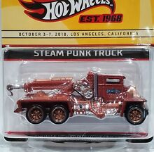 steampunk hot wheels steam punk truck 2018