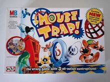 mouse trap game mouse trap board game easier set up