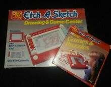 ohio art etch a sketch drawing game center