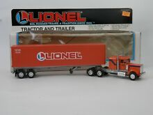 o gauge 1989 lionel o scale 6 12725 tractor
