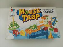 mouse trap game mouse trap board game by mb games