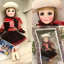 effanbee old charming miss usa doll dolly
