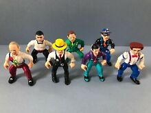 dick tracy various action figures 1990 toys