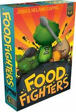 food fighters board game sealed unopened free