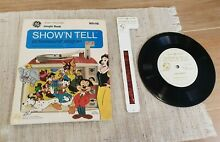 show n tell donald duck general electric show n