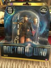 dr who series 6 uncle