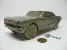 banthrico 1965 ford mustang die cast coin