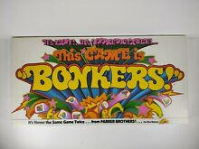 bonkers game 1978 parker brothers this game is