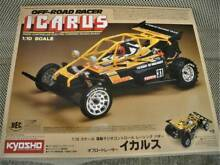 kyosho icarus oil damper 4 electric rc car