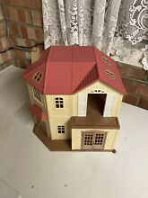 sylvanian families maple manor starter home house
