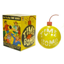 time bomb game 1964 in box by milton bradley rare