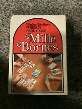 mille bornes 1971 parker brothers french card