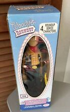 epoch toy story roundup woody doll young