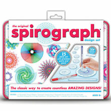 spirograph original design 15 piece set tin