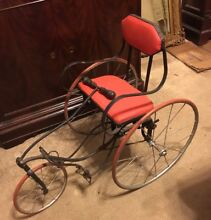 gendron tricycle velocipede wheel co