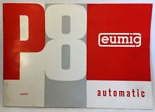 Eumig P8 Automatic Projector