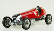 tether car authentic models pc013r red bb korn