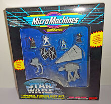 star wars micro machines imperial forces gift
