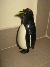antique dollhouse old kids toy penguin movable funny