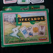 spears game lifecards card game by s 1970s 100