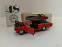 dinky toys france dinky toys 1430 opel commodore 1970