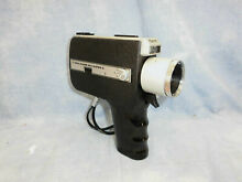 Super 8 Camera Kamera Retro Tasche