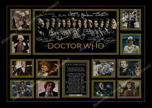 dr who doctor who 2020 signed 14 doctors
