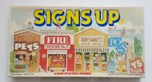 parker bros signs up 1981 parker brothers board