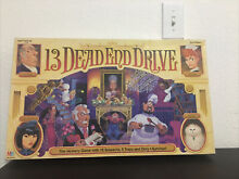 13 dead end drive board game great condition 1993