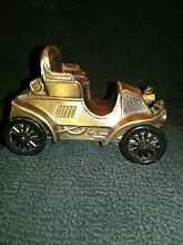 banthrico metal car 1902 model t ford coin