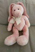 russ berrie blushes pink easter bunny rabbit