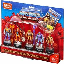 masters of the universe mega construx masters universe