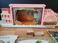 remco showboat theater playset wizard oz