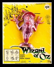 russ berrie new 1967 wizard oz witch oily